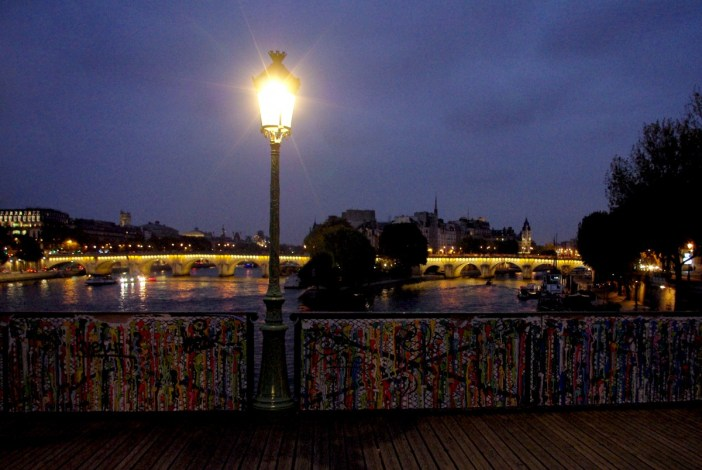 Pont des Arts Paris Seine