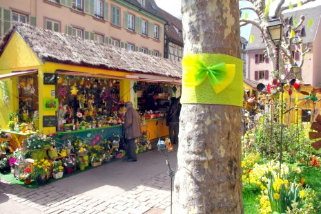 Le marché de Pâques à Colmar © French Moments Pâques Alsace
