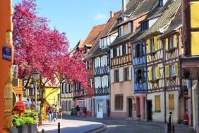 Le printemps à Colmar © French Moments