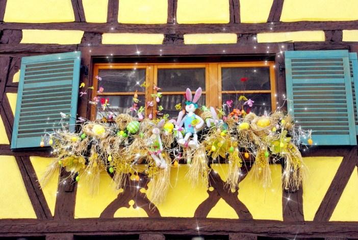Guerre de Pâques en Alsace Colmar © French Moments