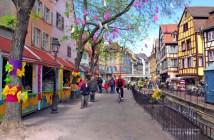 marché de Pâques de Colmar Alsace