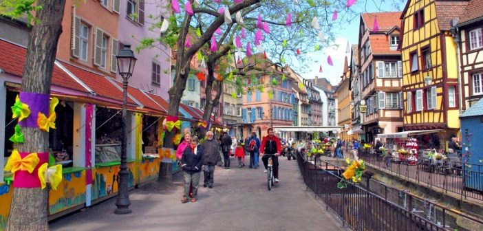 Découvrir le marché de Pâques de Colmar