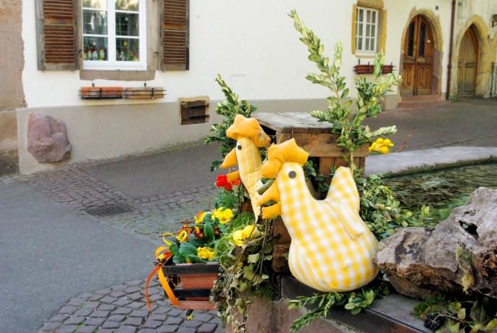 Fêtes de Pâques en Alsace © French Moments