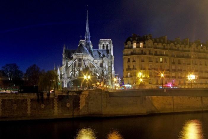 Notre-Dame Île Saint-Louis Paris