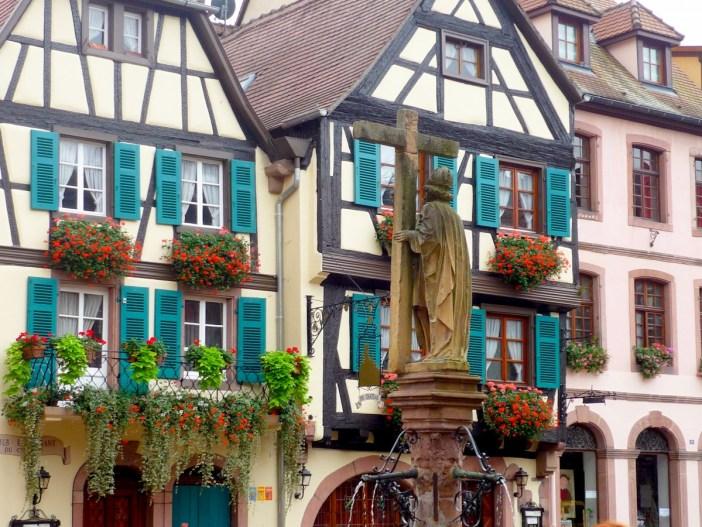 Fontaine Constantin de Kaysersberg
