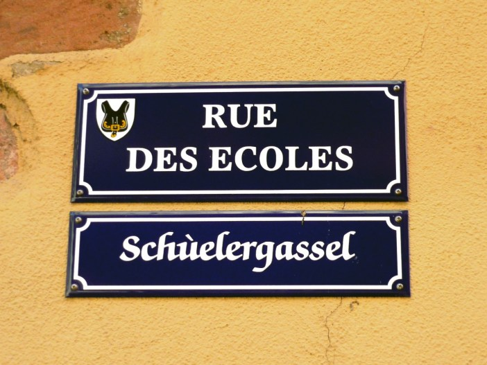 Kaysersberg alsacien