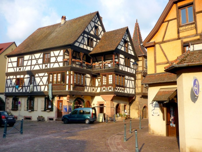 maison Faller-Brief Kaysersberg