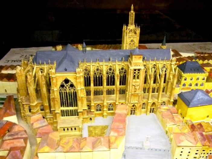 églises gothiques de Lorraine Metz