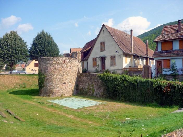 Pfaffenturm Kaysersberg