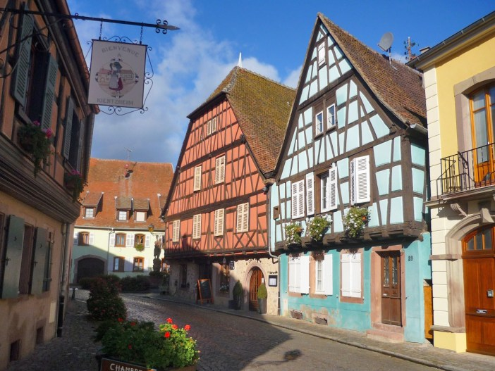 Autour de Colmar - Kientzheim © French Moments