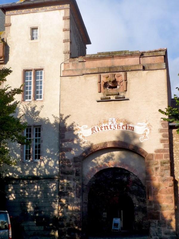 Portes fortifiées d'Alsace - Kientzheim © French Moments