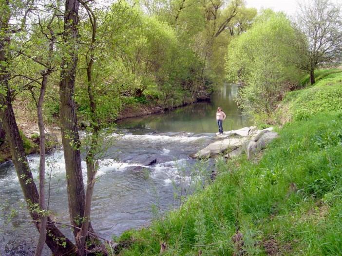 Évasion en Alsace-Lorraine - rivière Ill à Altkirch © French Moments