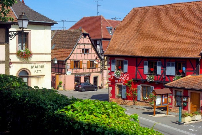 Beblenheim Haut-Rhin Alsace