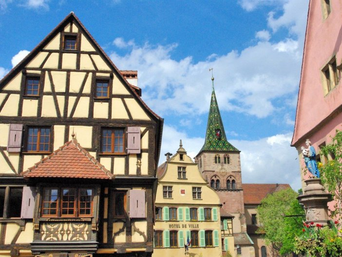 Autour de Colmar - Turckheim © French Moments