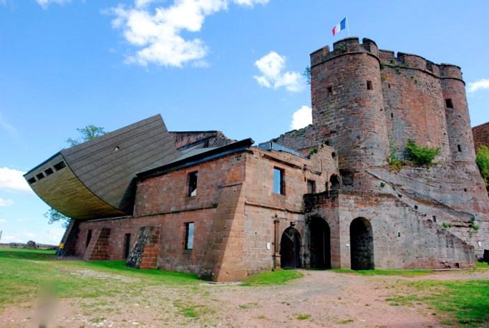 Châteaux-forts d'Alsace Lichtenberg