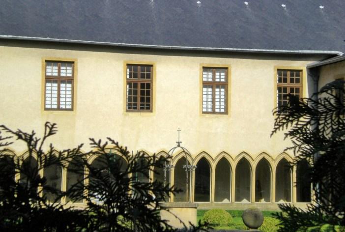 cloître des Récollets Metz