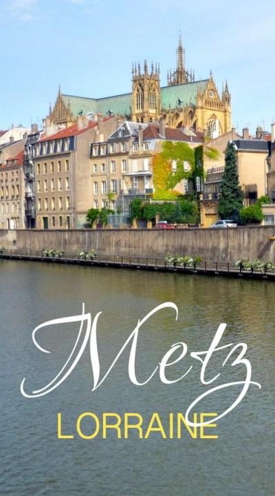 Vieille ville de Metz