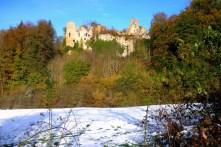 Châteaux-forts d'Alsace Morimont