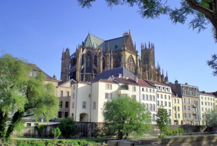 Nancy-Metz - Vue sur Metz © French Moments