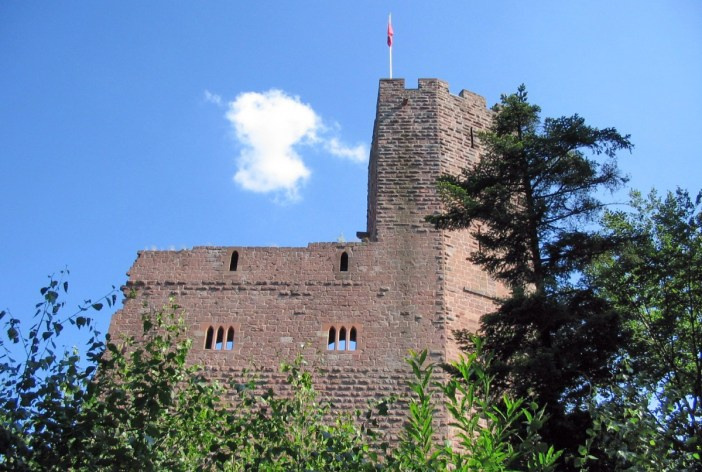 Châteaux-forts d'Alsace Wangenbourg