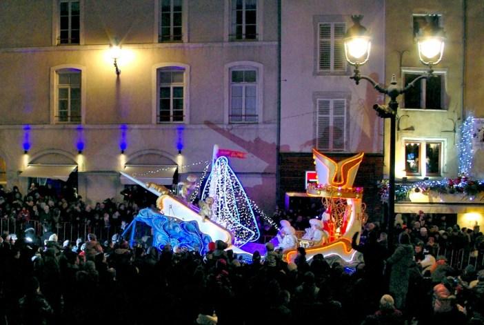 Festivités de la Saint-Nicolas à Nancy © French Moments