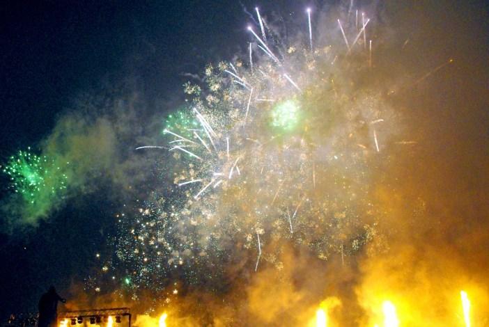 Feux d'artifice du Nouvel An © French Moments