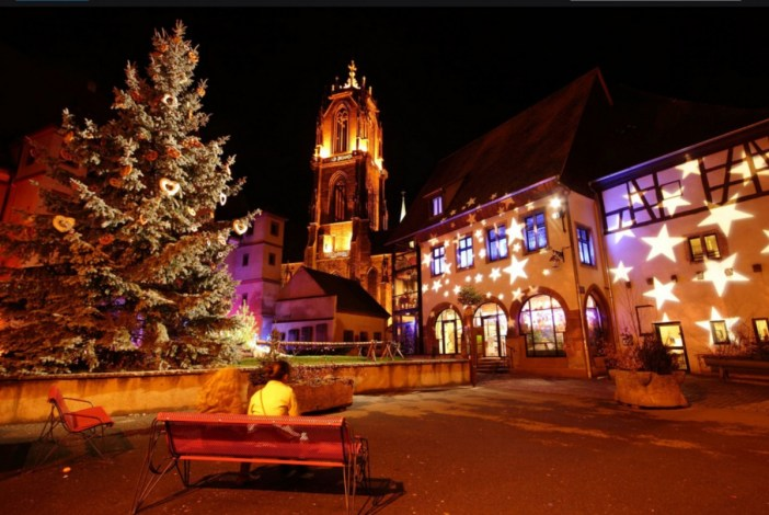 L'Alsace à Noël (Sélestat) © Thomas-Kempf