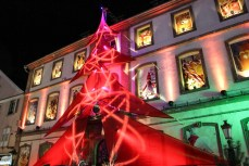 Haguenau à Noël © OT Pays de Haguenau