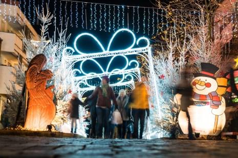 Illuminations de Noël à Haguenau © tmt-photo