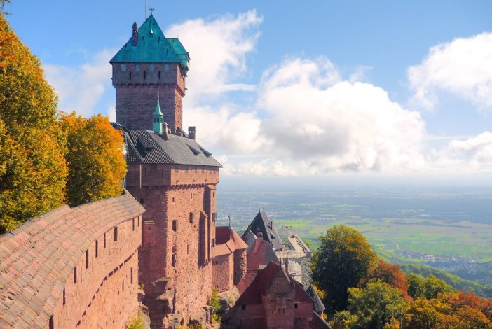 Château du Haut-Kœnigsbourg © French Moments