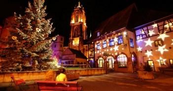 Marché de Noël de Sélestat © Thomas Kempf