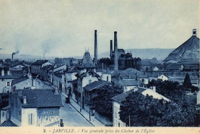 Lorraine industrielle - Jarville la Malgrange