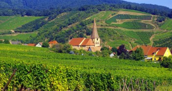 Niedermorschwihr, un des plus beaux villages d'Alsace © French Moments