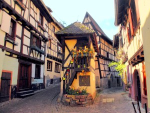 Eguisheim © French Moments