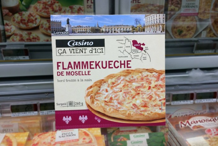 Flammekueche de Moselle © French Moments