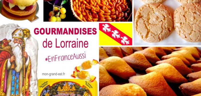 Gourmandises lorraines © French Moments