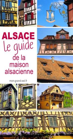 Le Guide de la maison alsacienne à colombages © French Moments