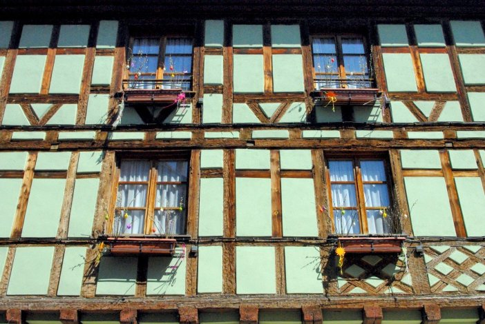Maison alsacienne à colombages, Obernai © French Moments
