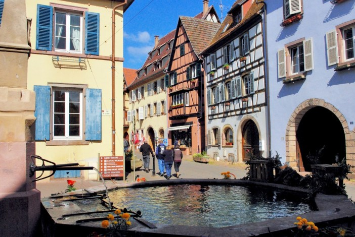 Grand-Rue d'Eguisheim © French Moments
