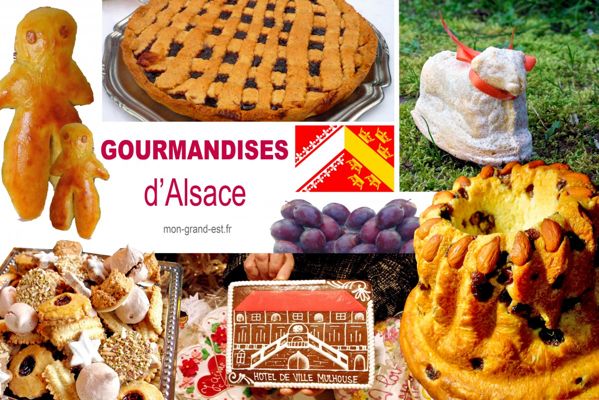 Gourmandises alsaciennes © French Moments. Gourmandises alsaciennes ©  French Moments