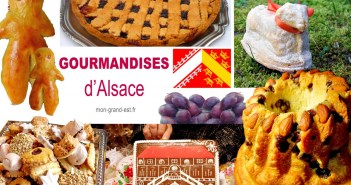 Gourmandises alsaciennes © French Moments