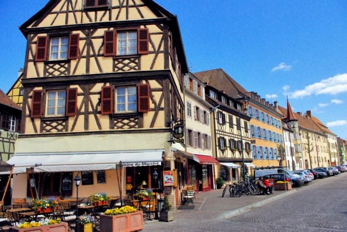 Rue de Turenne à Colmar © French Moments