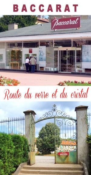 Découvrez Baccarat en Lorraine sur le blog Mon-Grand-Est.fr
