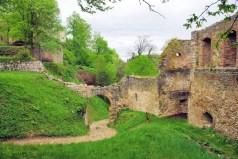 Château de Ferrette, Sundgau © French Moments