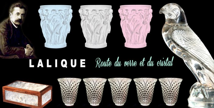 Route du verre et du cristal - Lalique