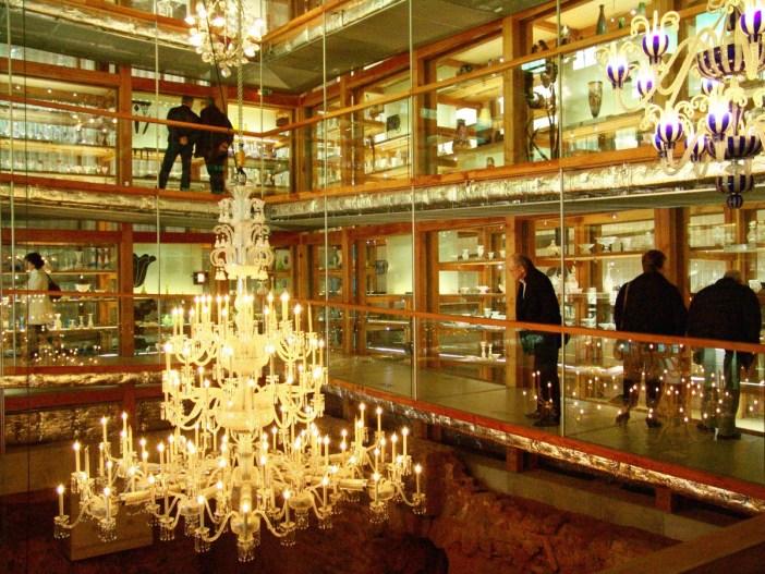 Route du verre et du cristal - Le musée La Grande Place © LaGrandePlace - licence [CC BY-SA 3.0] from Wikimedia Commons