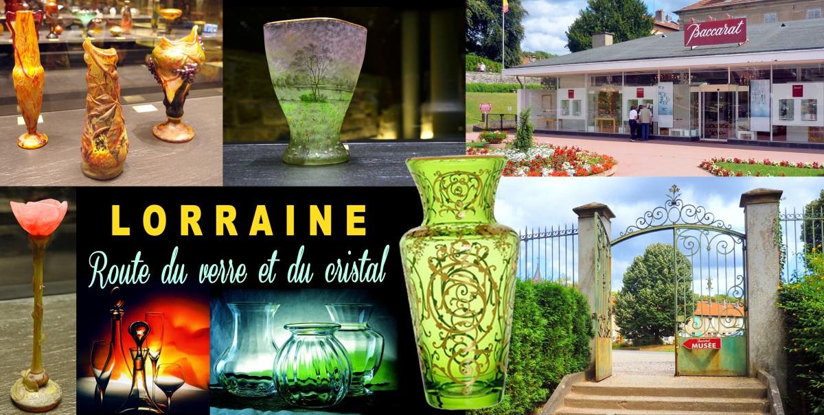 La Route Du Verre Et Du Cristal En Lorraine Mon Grand Est