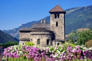 St. Martin basilica, Aime © French Moments