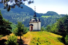 La chapelle de la Superga à Longefoy © French Moments
