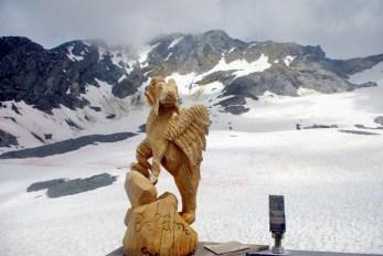 Glacier de la chiaupe, La Plagne © French Moments